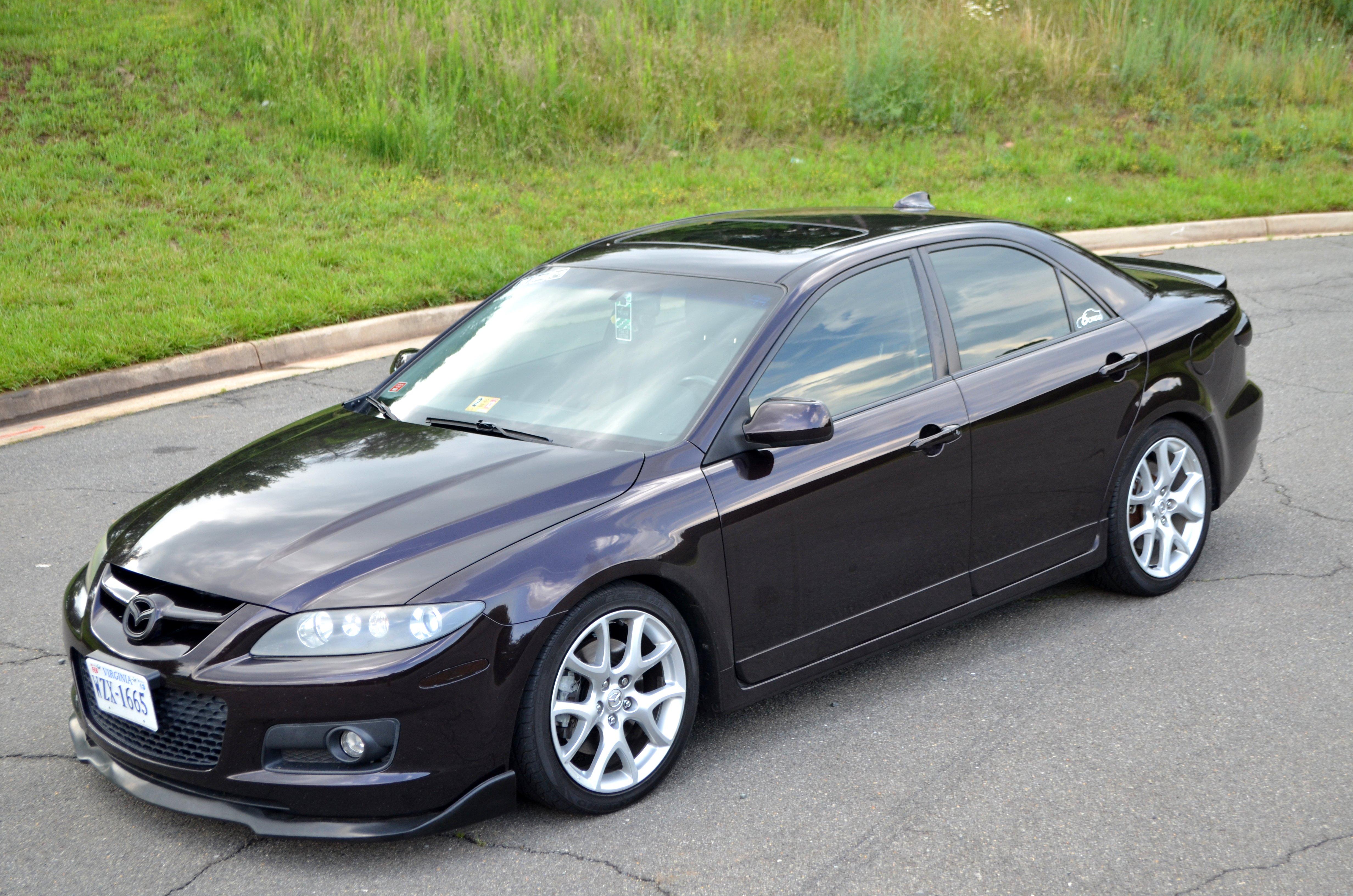 VWVortex.com - Mazdaspeed 6?